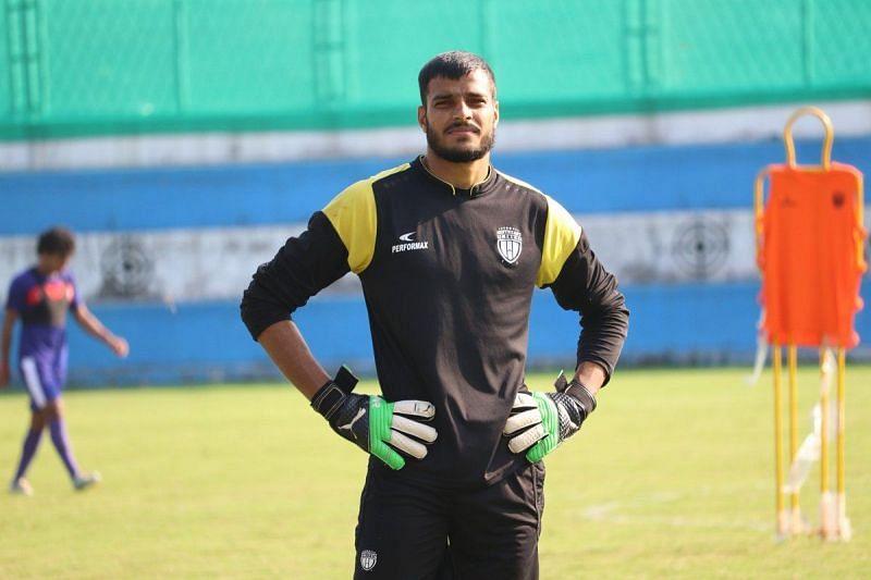 Gurmeet Singh (Image courtesy: ISL Media)