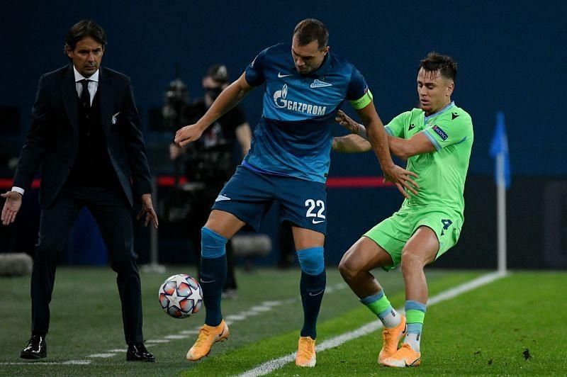 Artem Dzyuba is back for Zenit Saint Petersburg