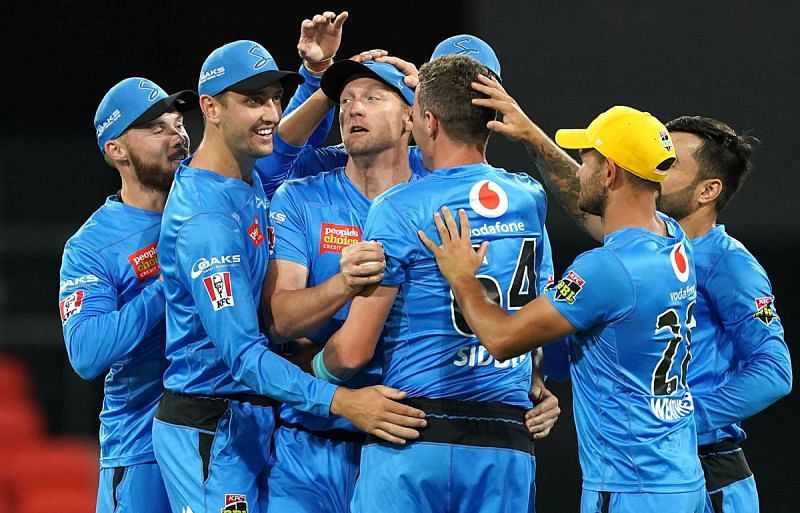 The Adelaide Strikers will look to get back to winning ways