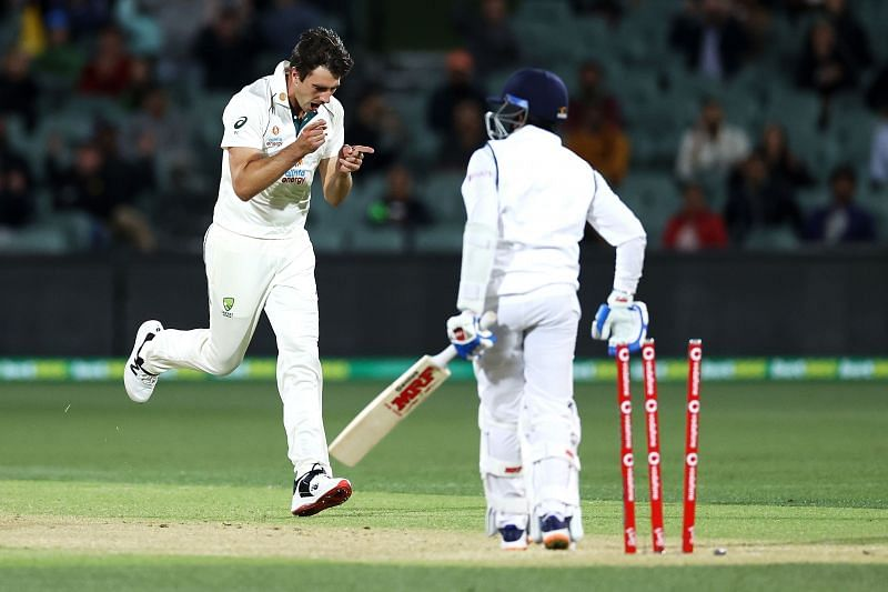 Prithvi Shaw perished to Mitchell Starc and Pat Cummins in the two innings