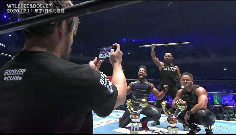 Bullet Club reigns supreme once again