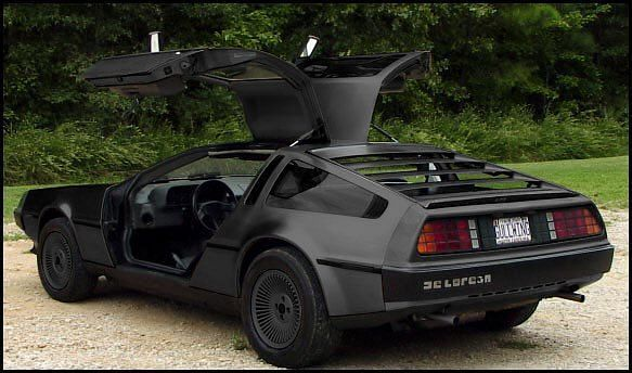 Dr Disrespect DeLorean DMC-12 Car