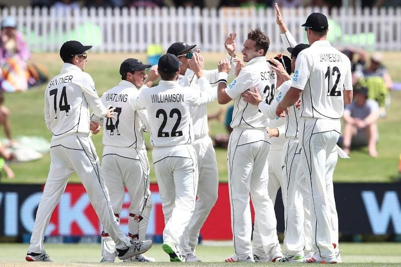 New Zealand will become the No. 1 ICC Test side if they win the series against Pakistan