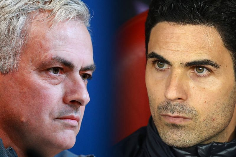 Both managers will be looking to win the North London Derby