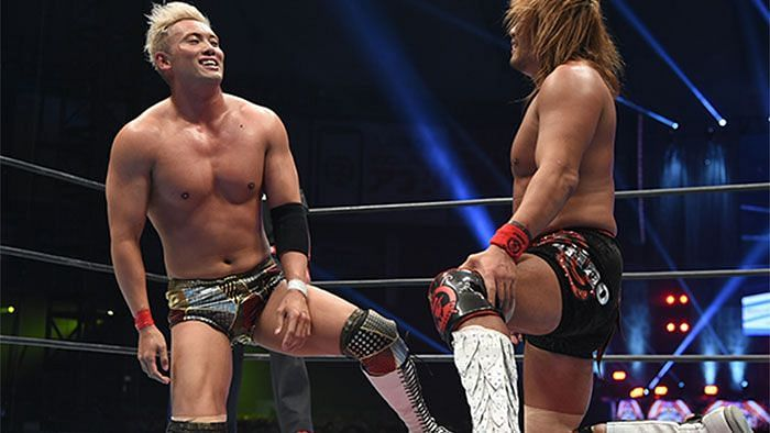 NJPW made history and concluded year-long narratives through matches in 2020.