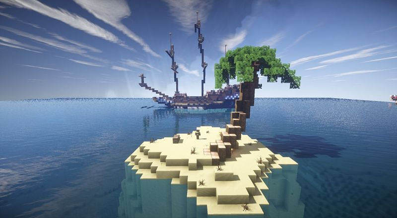 PirateCraft is a survival mode pirate themed Minecraft RPG server