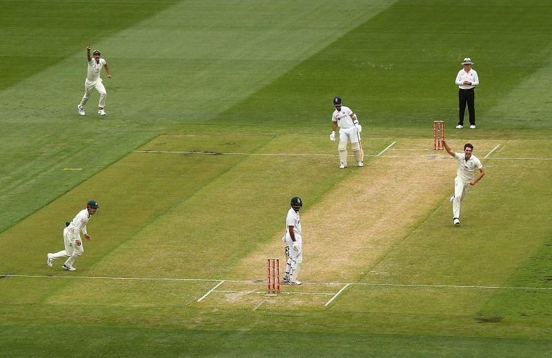 Cheteshwar Pujara has scored just 63 runs in the four innings he has played.