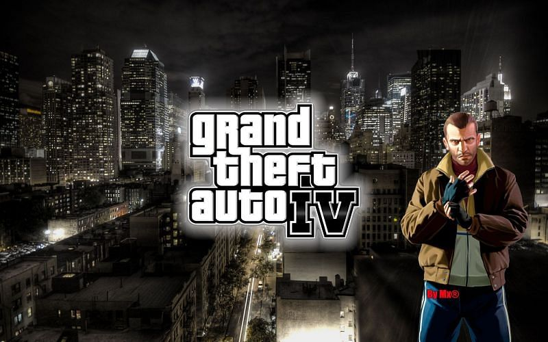 GTA 4 is a popular entry from the GTA series (Image via HipWallpaper)