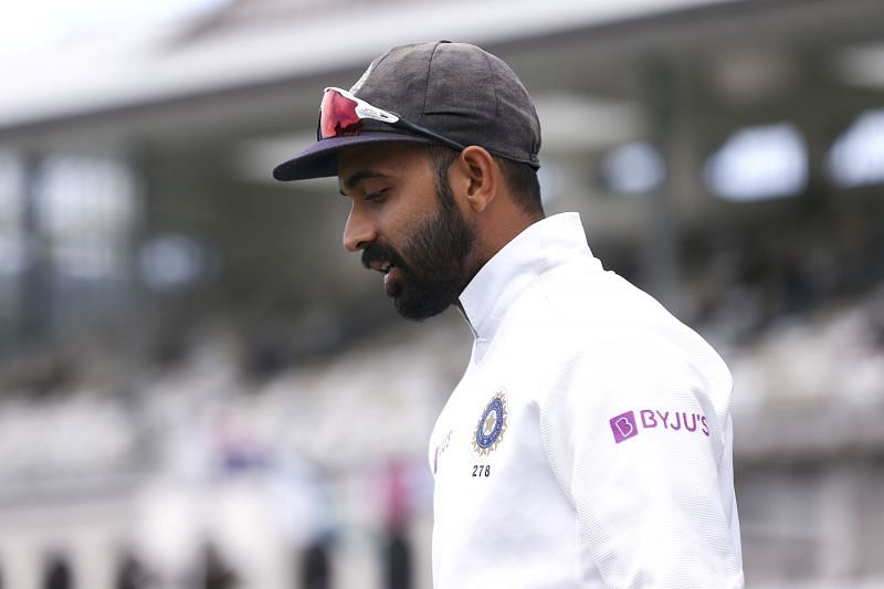 Ajinkya Rahane led from the front with a fighting century