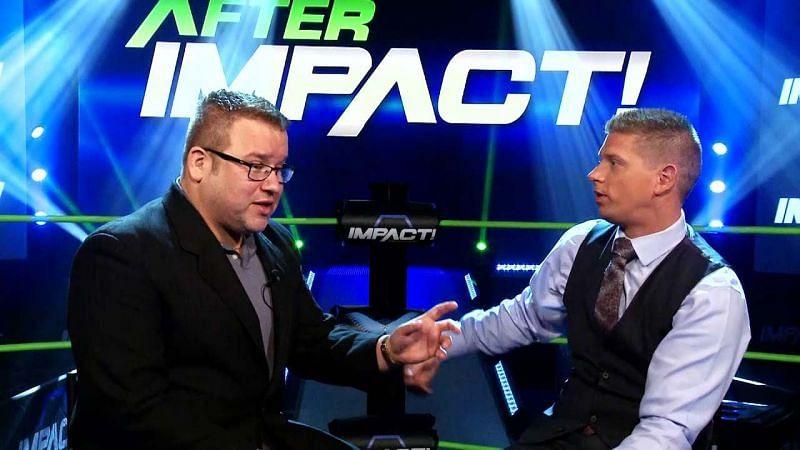 IMPACT Wrestling VP Scott D