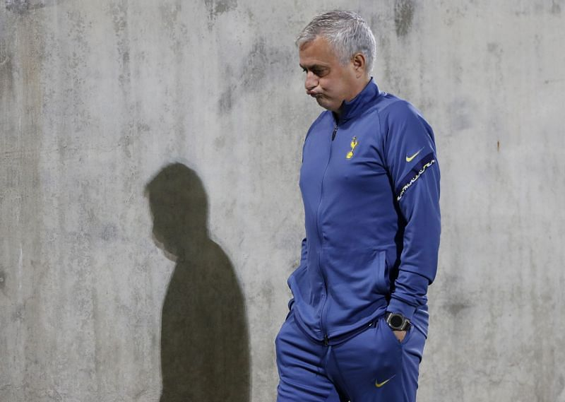 Jose Mourinho is currently enjoying a good spell with Tottenham Hotspur