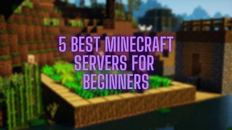 5 best Minecraft servers for beginners