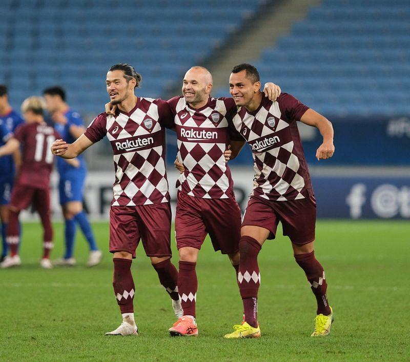 Vissel Kobe v Suwon Samsung Bluewings - AFC Champions League Quarter Final