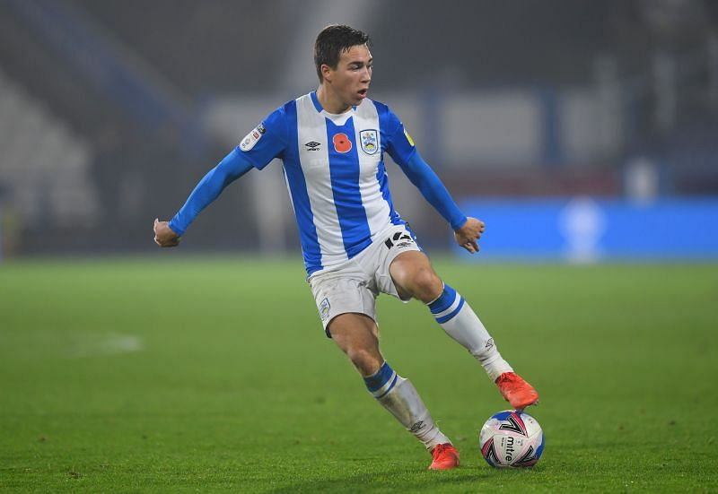 Huddersfield Town play Sheffield Wednesday on Tuesday