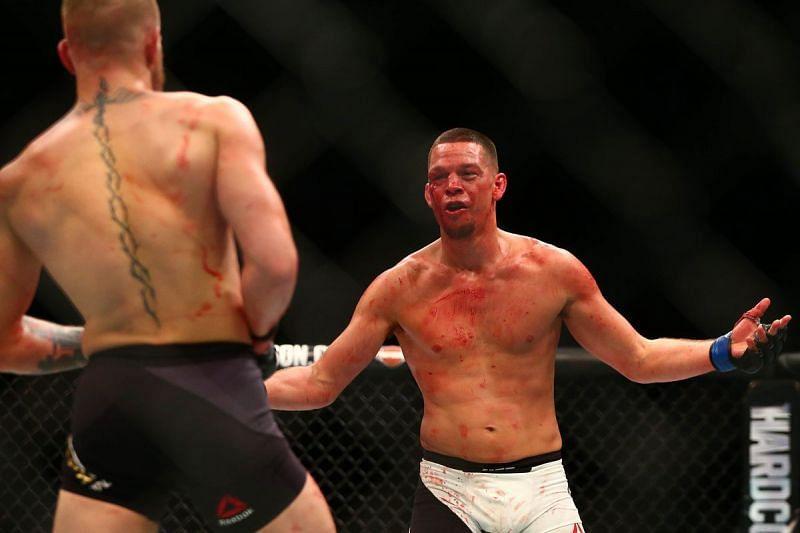 Conor McGregor vs. Nate Diaz I