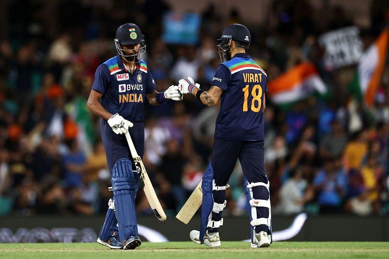 Hardik Pandya and Virat Kohli shone for the Indian cricket team in this three-match T20I series