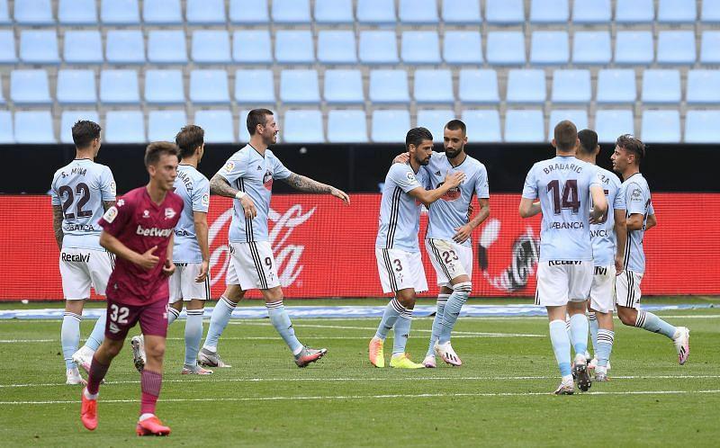 Celta Vigo take on Deportivo Alaves this weekend