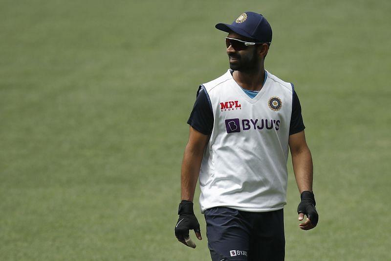 Ajinkya Rahane has received the backing of Kris Srikkanth