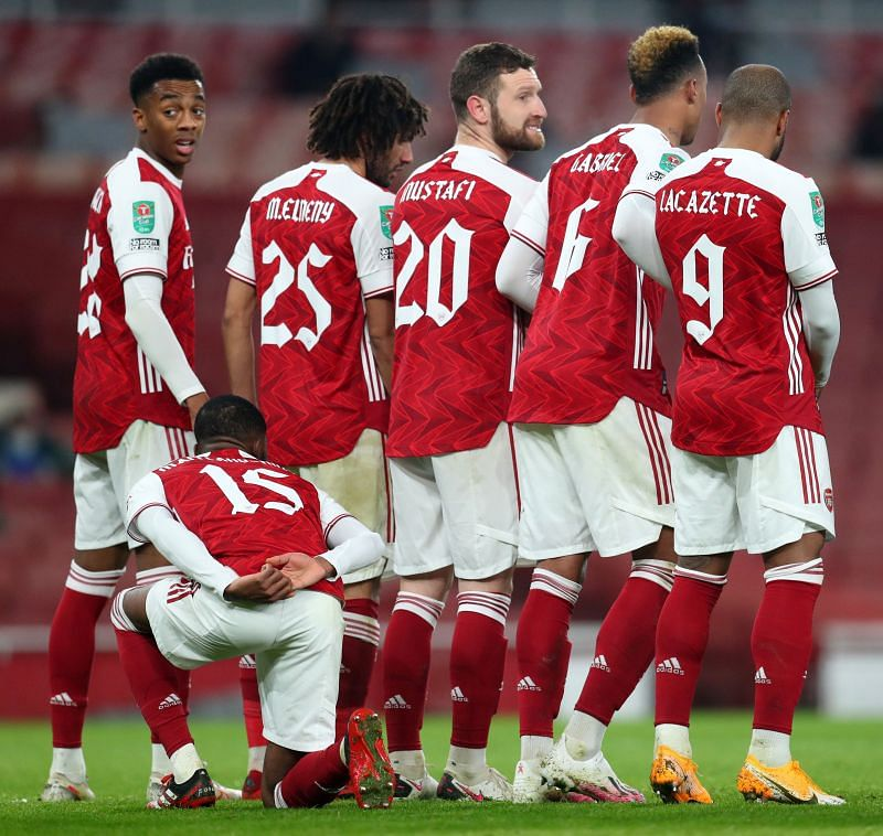 Arsenal need to bolster their squad in January