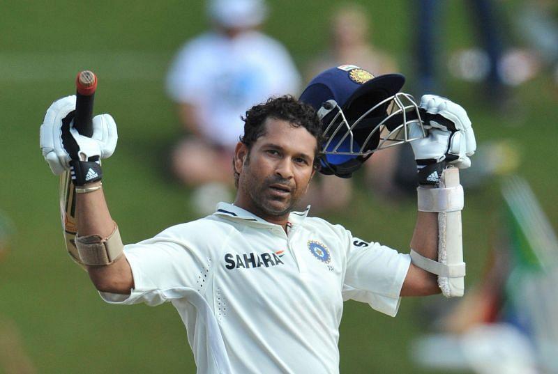 Sachin Tendulkar has had his say on the importance of sound while batting
