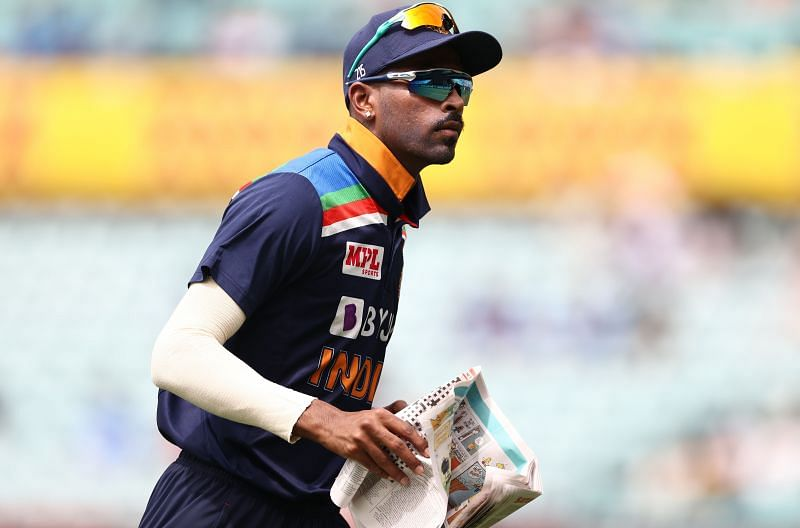 Hardik Pandya has been on fire in the limited-overs series