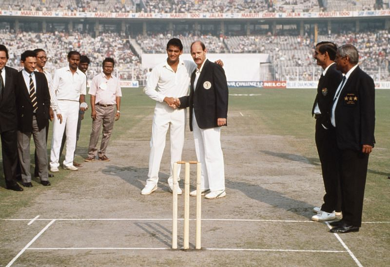 Mohammad Azharuddin was the former captain of the Indian team