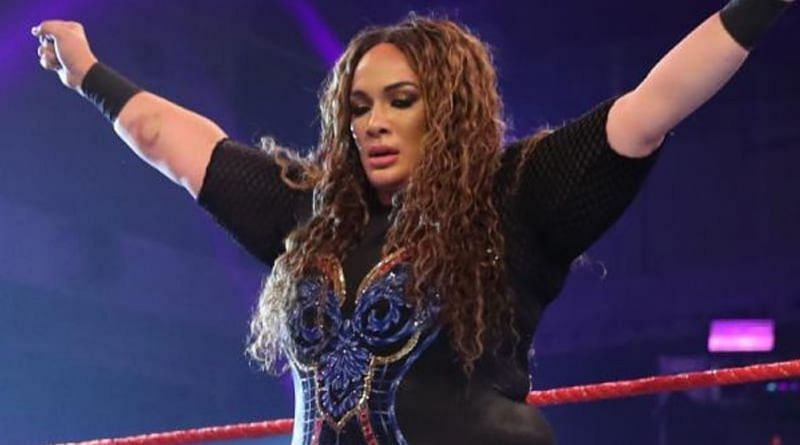 Nia Jax and Charlotte Flair have some heated history