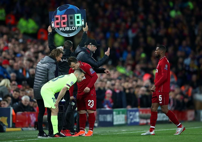 Liverpool vs Barcelona - UEFA Champions League Semi-Final: Second Leg