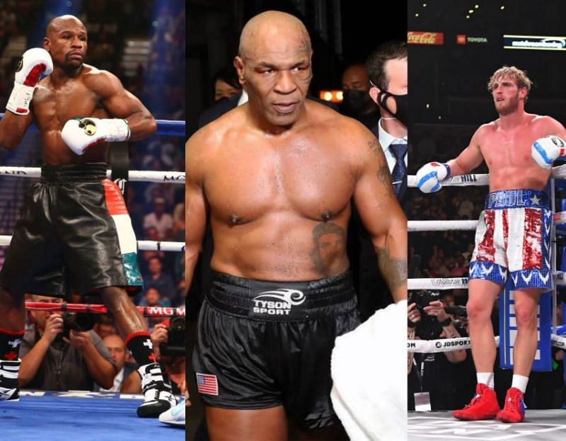 Mike Tyson has given his prediction of the Logan Paul vs. Floyd Mayweather fight.