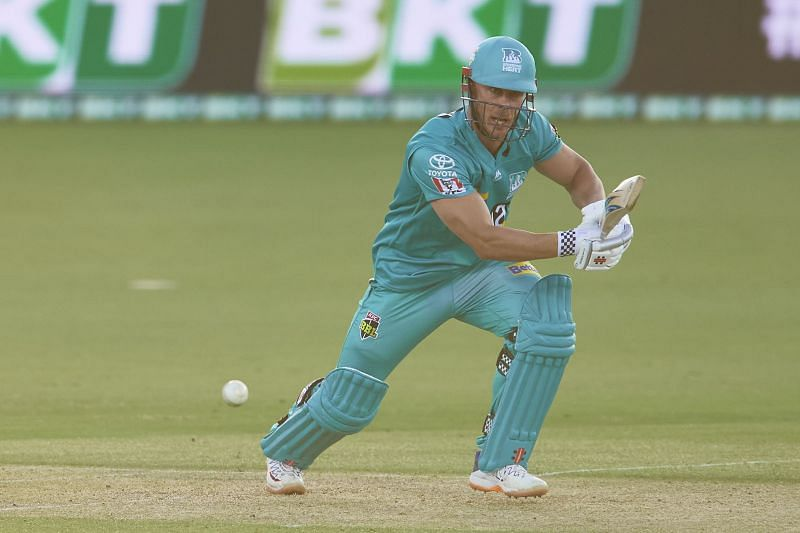 Chris Lynn is the captain of Brisbane Heat in BBL 2020-21