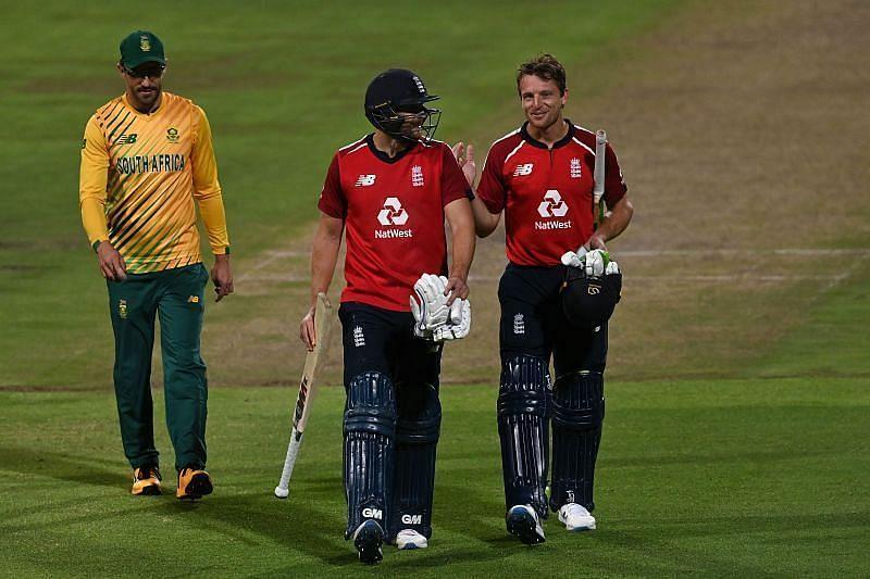 इंग्लैंड  vs दक्षिण अफ्रीका