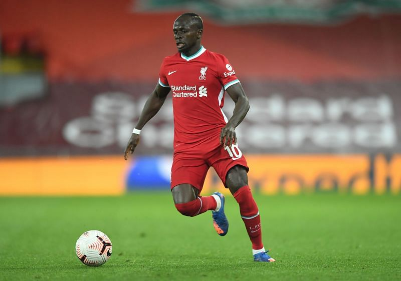 Sadio Mane has excelled at Liverpool
