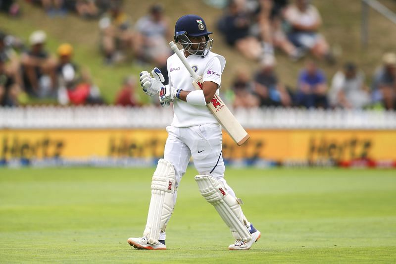 Prithvi Shaw has had a torrid time with the bat recently