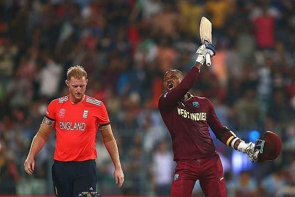Marlon Samuels ecstatic after West Indies' 2016 T20 World Cup title triumph