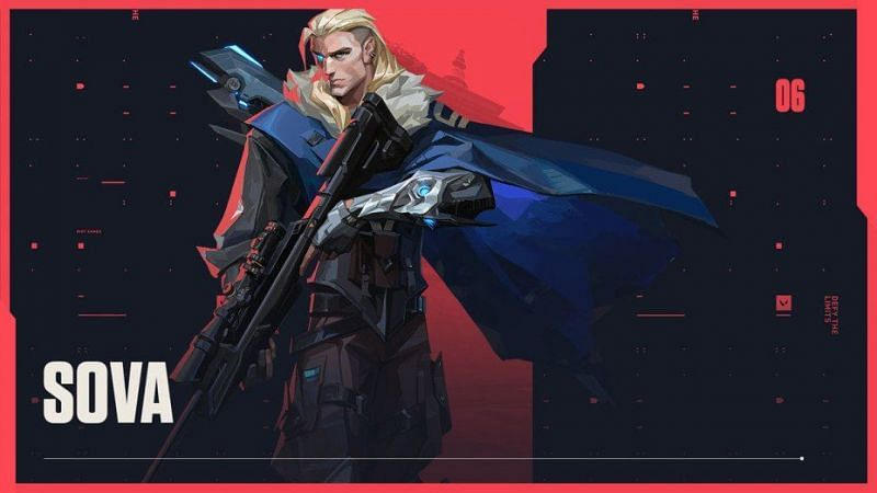 Sova'sultimate can kill with two shots in Valorant (Image via Riot Games)