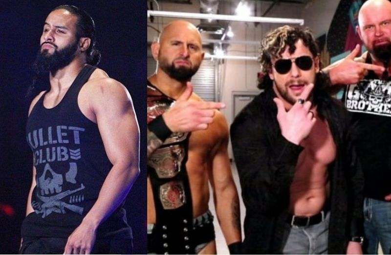 Tama Tonga has responded to the Bullet Club reunion in IMPACT