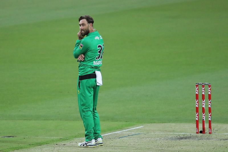 Glenn Maxwell will captain the Stars against the Sixers.