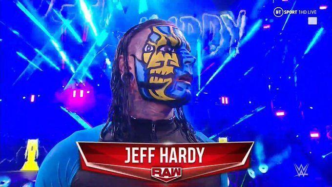 Jeff Hardy secures win in Symphony Of Destruction match despite scary spot