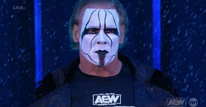 Sting recently made his debut for AEW