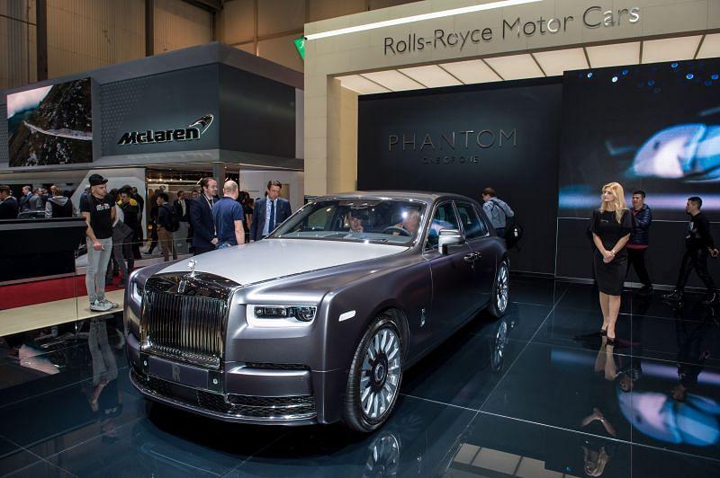 88th Geneva International Motor Show Press Days