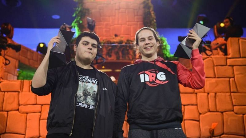 Image via Epic Games (Zayt on Right)