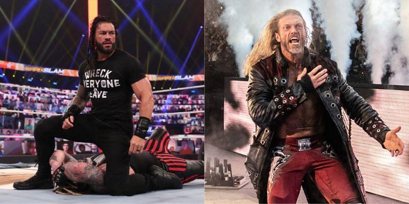 WWE: रोमन रेंस और ऐज