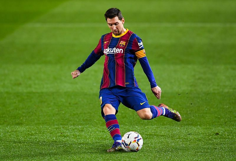 Messi has spent two decades at Barcelona