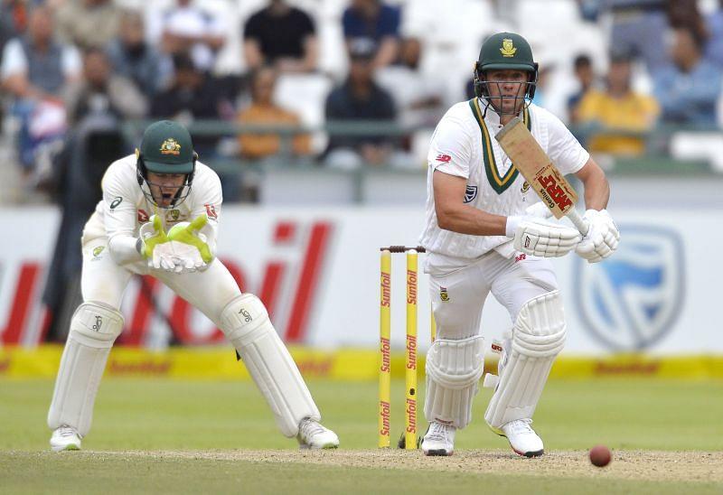 Pat Cummins picked AB de Villiers as the toughest batsman he