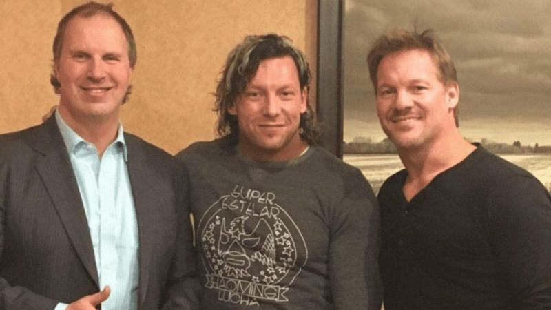 Don Callis was asked today if he had plans to bring AEW wrestler Chris Jericho into his current plans and offered an interesting response.