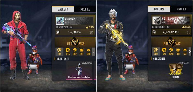 Ajjubhai (Total Gaming) vs AS Gaming
