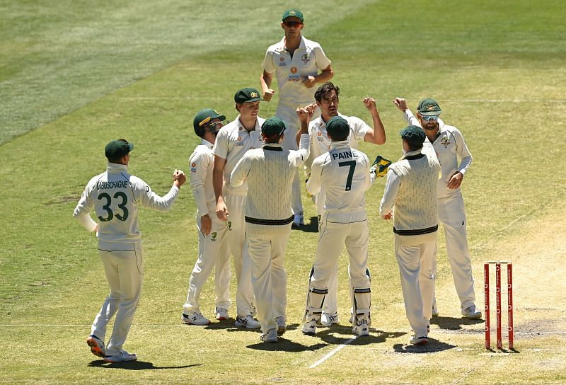 Australia are currently the No.1 Test team in the world