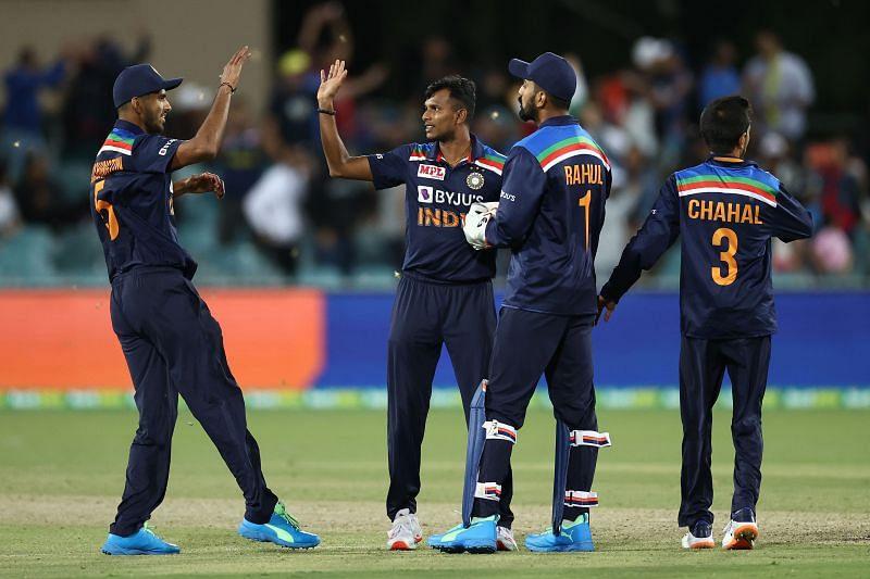 T Natarajan has made a brilliant start to his international career