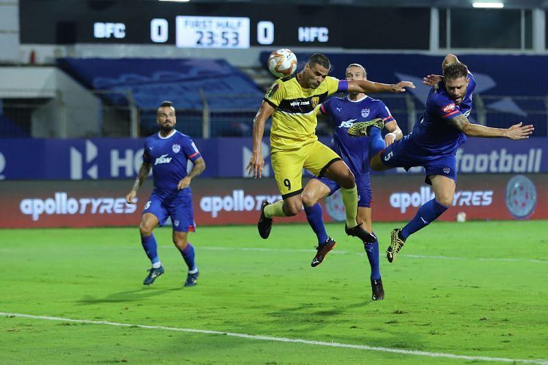 Aridane Santana - captain of Hyderabad FC