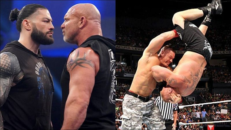 Several WWE Superstars have called out other wrestlers for copying their moves